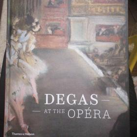 degas at the opera