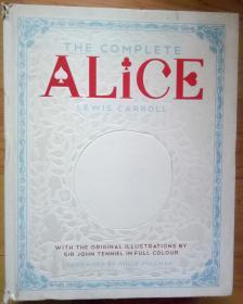 THE COMPLETE ALICE LEWIS CARROLL(看图)