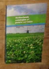 英文原版 Netherlands Catalogue of Potato Varieties
