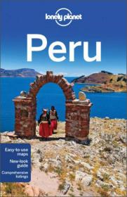 Peru (Lonely Planet Country Guides)孤独星球:秘鲁