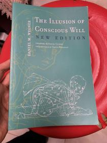 现货 The Illusion of Conscious Will  (The MIT Press)   英文原版