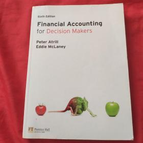 financial accounting for decision makers sixth edition