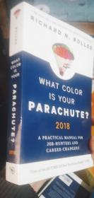 WHRT   COLOR   IS   YOUR   PARACHUTE?2018