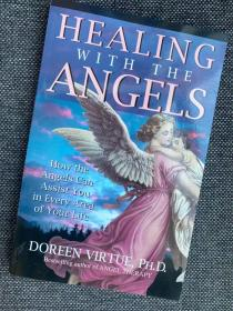 现货 Healing with the Angels
