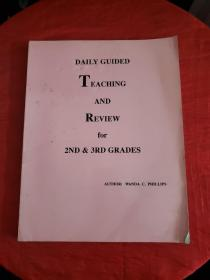 DAILY GUIDED TEACHING AND REVIEW for 2ND&3RD GRADES