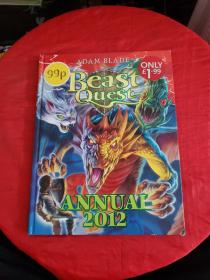 Beast Quest ANNUAL 2012