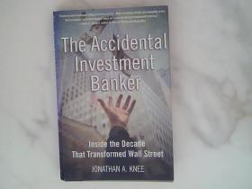 The Accidental Investment Banker:Inside the Decade that Transformed Wall Street