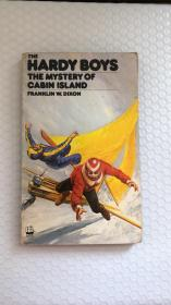 HARDY BOYS THE MYSTERY OF CABIN ISLAND   原版