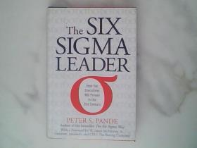 21世纪领导力-六西格玛The six sigma leader by Pete Pande