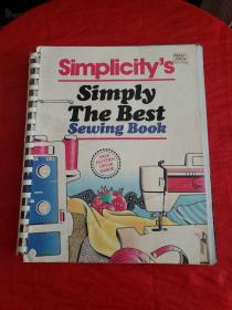 simplicity's Simply The Best Sewing Book 扉页掉页