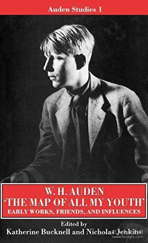 Auden Studies Vol 1 (auden Studies)