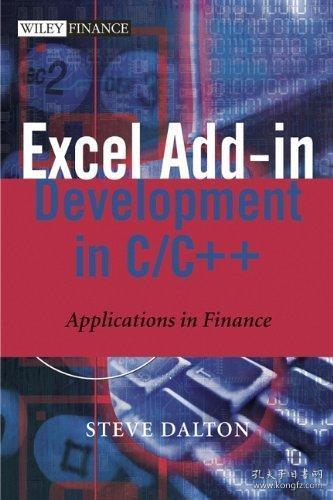 Excel Add-in Development In C/c++