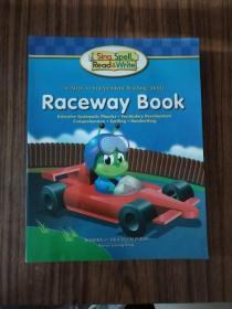 Sing, Spell, Read & Write Raceway Book : Intensive Systematic Phonics