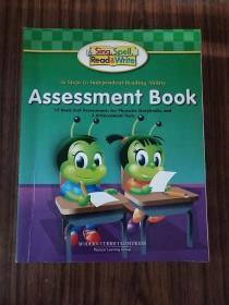 Sing Spell Read & Write:Assessment Book