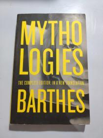 Mythologies : The Complete Edition, in a New Translation