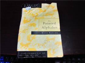 英法德意等原版外文 The Painted Aiphabet  DIANA Graywolf press 1994年 大32开平装