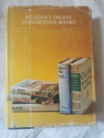 Reader's Digest Condensed Books(Summer 1966 Selections)【大32开精装+书衣 1966年印刷 看图见描述】