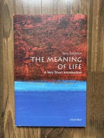 The Meaning of Life:A Very Short Introduction