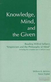 Knowledge, Mind, And The Given
