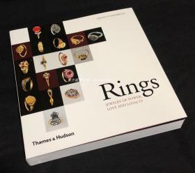 现货 Rings: Jewelry of Power  Love and Loyalty