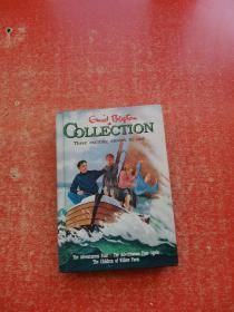 COLLECTION Three exciting stories in one