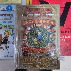 The Adventure Time Encyclopaedia (encyclopedia): Inhabitants Lore Spells And Ancient Crypt Warnin