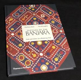 现货 Textiles of the Banjara: Cloth and Culture