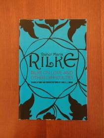 Rilke on Love and Other Difficulties: Translations and Considerations (进口原版,国内现货)