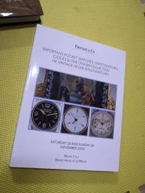 IMPORTANT POCKET WATCHES,WRISTWATCHES,CLOCKS& ONE OWNER COLLECTION OF VINTAGE HEUER WRISTWATCHES