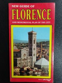 THE NEW GUIDE OF FLORENCE【佛罗伦萨新指南】