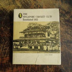 THE  SINGAPORE CRICKET CLUB  EstabIished   1852