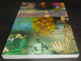 2手英文 History of Art (Essential Art) 艺术史 sba93