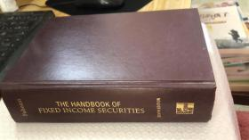The Handbook of Fixed Income Securities   外文原版