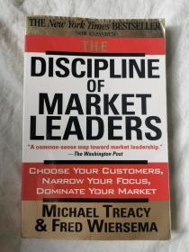 THE DISCIPLINE OF MARKET LEADERS【英文原版 小16开 1997年印刷】