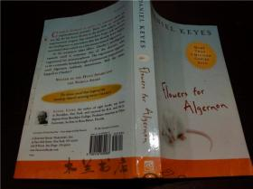 英法德意等原版外文Flowers for Algernon : Daniel Keyes  1987年 32开平装