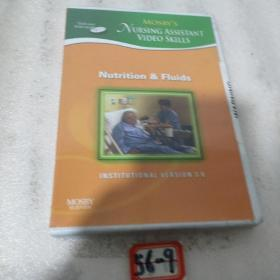 Mosby's Nursing Assistant Video Skills - Nutrition & Fluids DVD 3.0