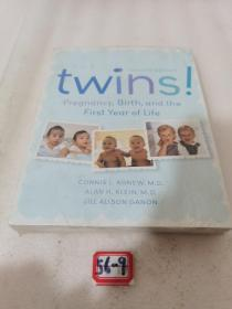 Twins! Pregnancy Birth and the First Year of Life (Second Edition)