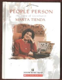 PEOPLE PERSON THE STORY OF SOCIOLOGIST MARTA TIENDA