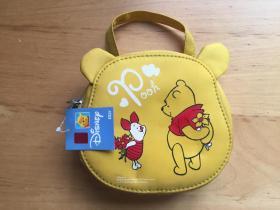 迪士尼 Pooh CD包 DVD收纳 光碟包 大容量CD盒 光盘包 碟包