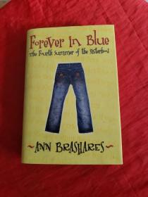 Forever in Blue:The Fourth Summer of the Sisterhood (精装,详见图!!)
