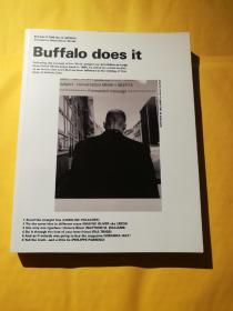 Buffalo Zine  No.12 AW2020 Buffalo Zine 杂志 总第12期 ( Buffalo does it ,2020年秋冬季刊 )