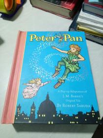 Peter Pan:A Classic Collectible Pop-Up