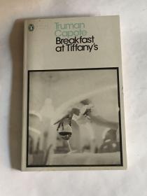 【英文原版】Breakfast at Tiffany's 蒂凡尼的早餐