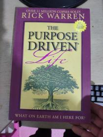 The Purpose Driven Life:What on Earth Am I Here For? 平装 外文原版