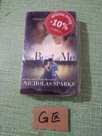 The Best of Me (Movie Tie-In)最好的我 英文原版