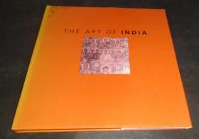 2手英文 The Art of India 印度艺术 sed42