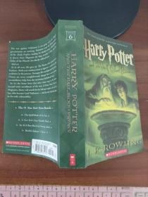 Harry Potter and the Half-Blood Prince(英文版)