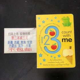 123CountwithMe[Boardbook]