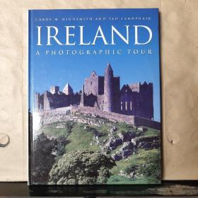 IRELAND A PHOTOGRAPHIC TOUR(英文原版)