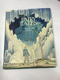 【英文原版】The Fairy Tales of Hans Christian Andersen Illustrated by Kay Nielsen安徒生童话 尼尔森插图
